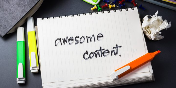 awesome content marketing