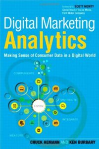 Digital marketing analytics book