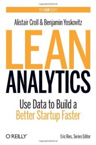 Lean Analytics book