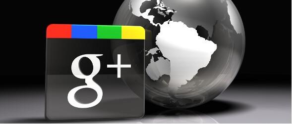 Google Plus Global Business Presence