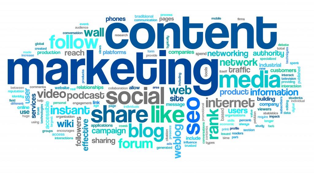 Content marketing elements