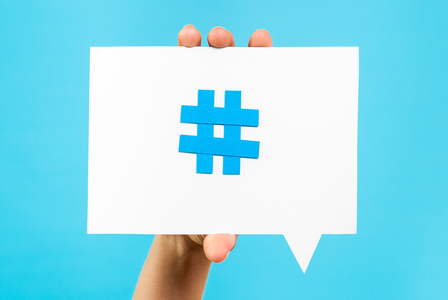 Use Hashtags on Twitter at all times