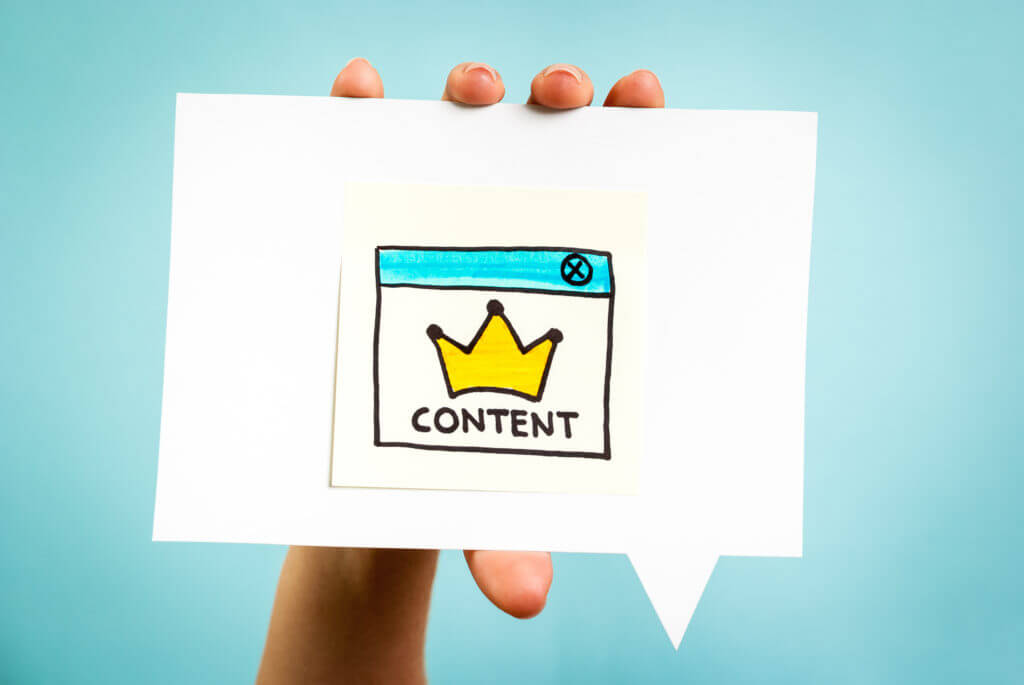Social Media Content is King