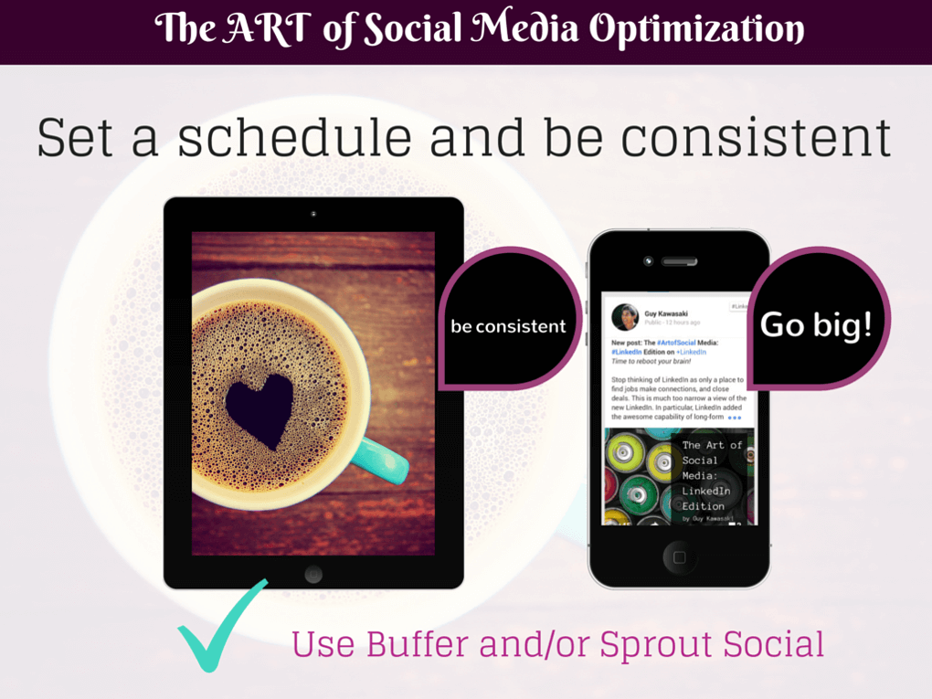 Social Media Content and Scheduling Tools