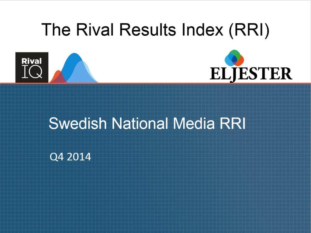 Social Media Research Report