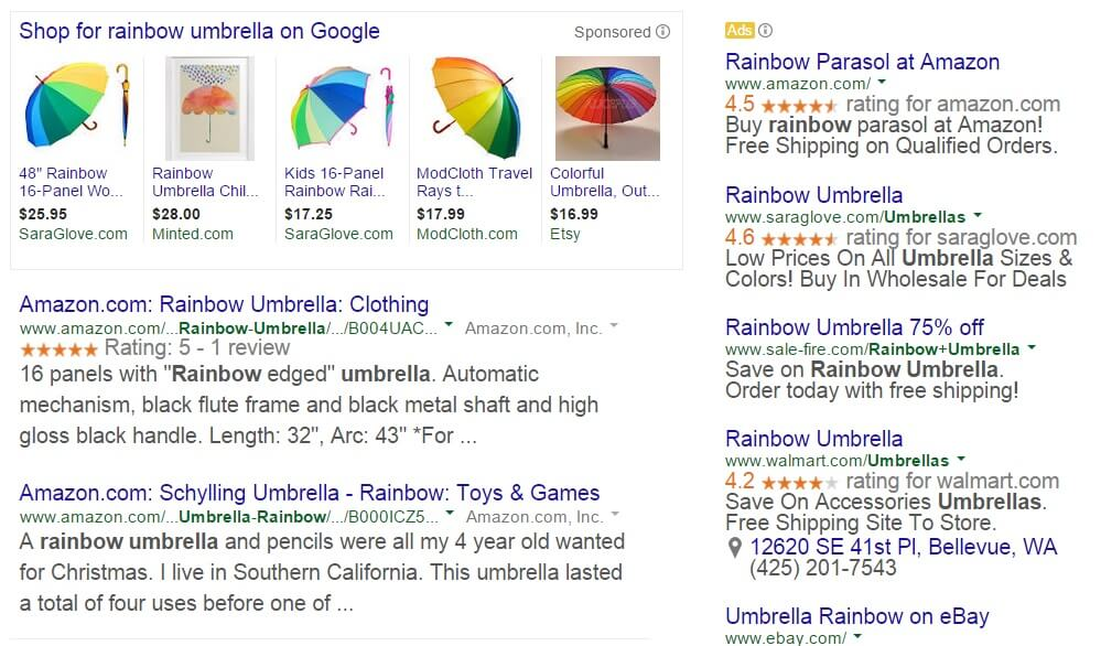 SEO and PPC Landing Pages