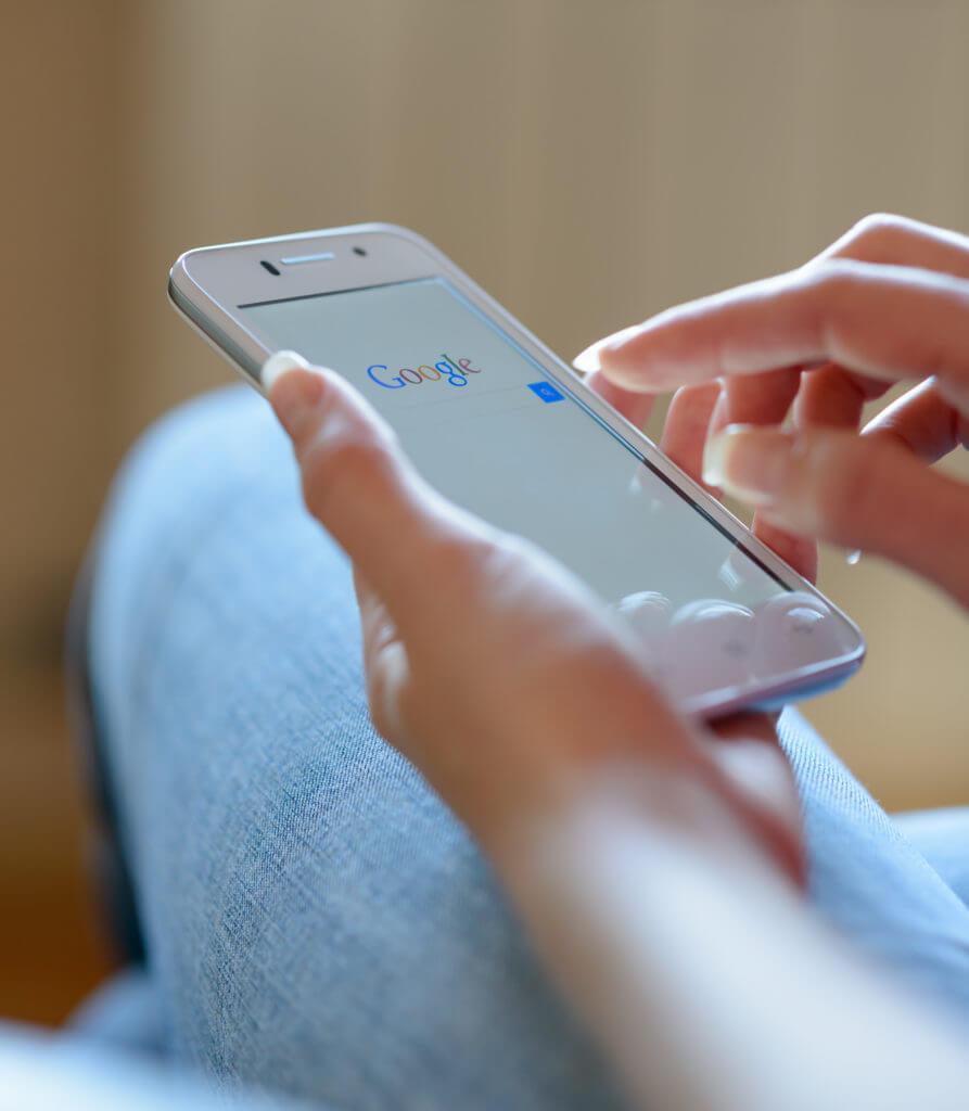 Google mobile friendly apps