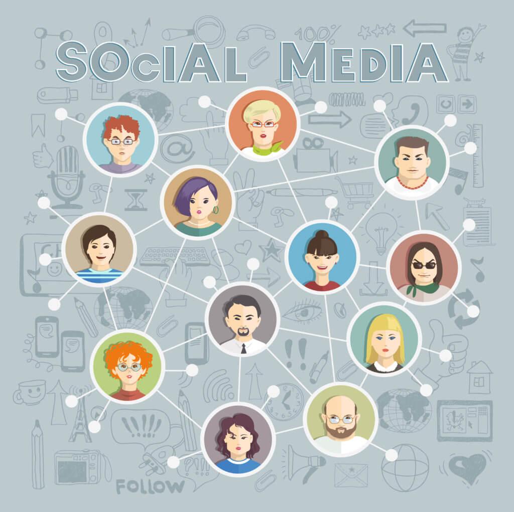 social media measurement - personas