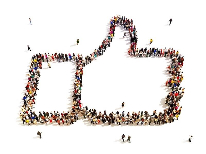 Social Media Marketing Content Sharing