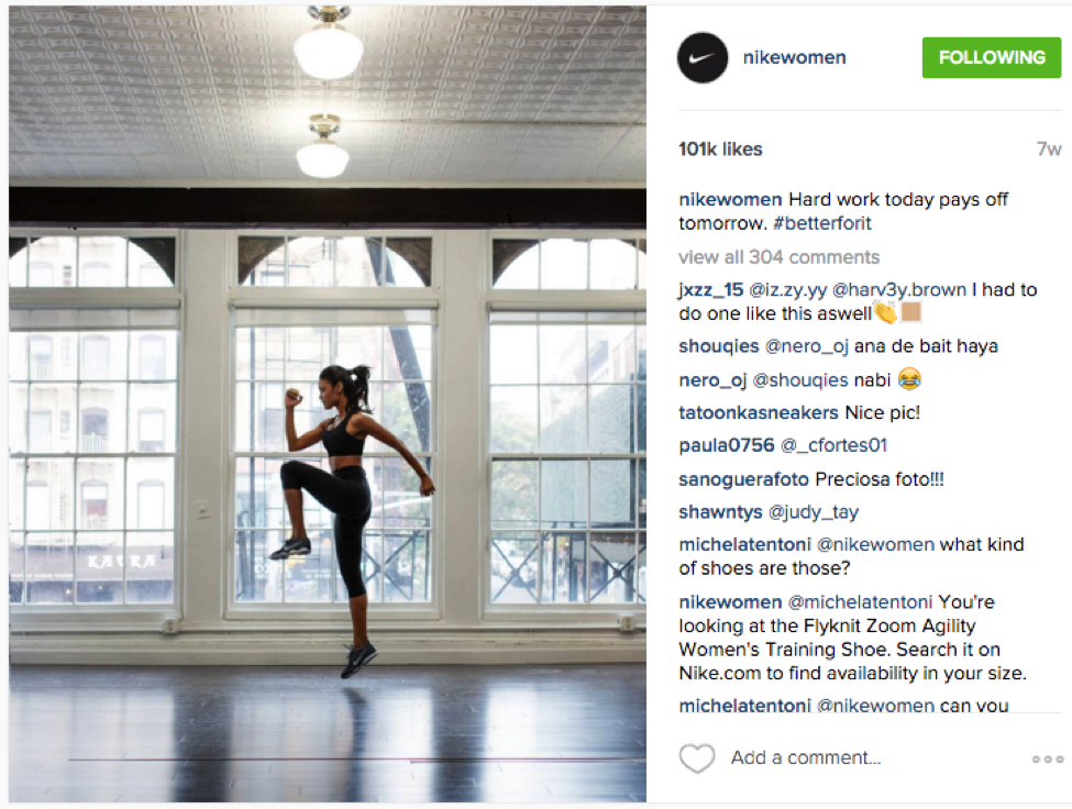 Top 5 Social Media Lessons Learned From Active Wear Brands Rival Iq