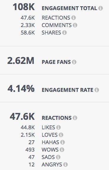 Microsoft Social Campaign Metrics