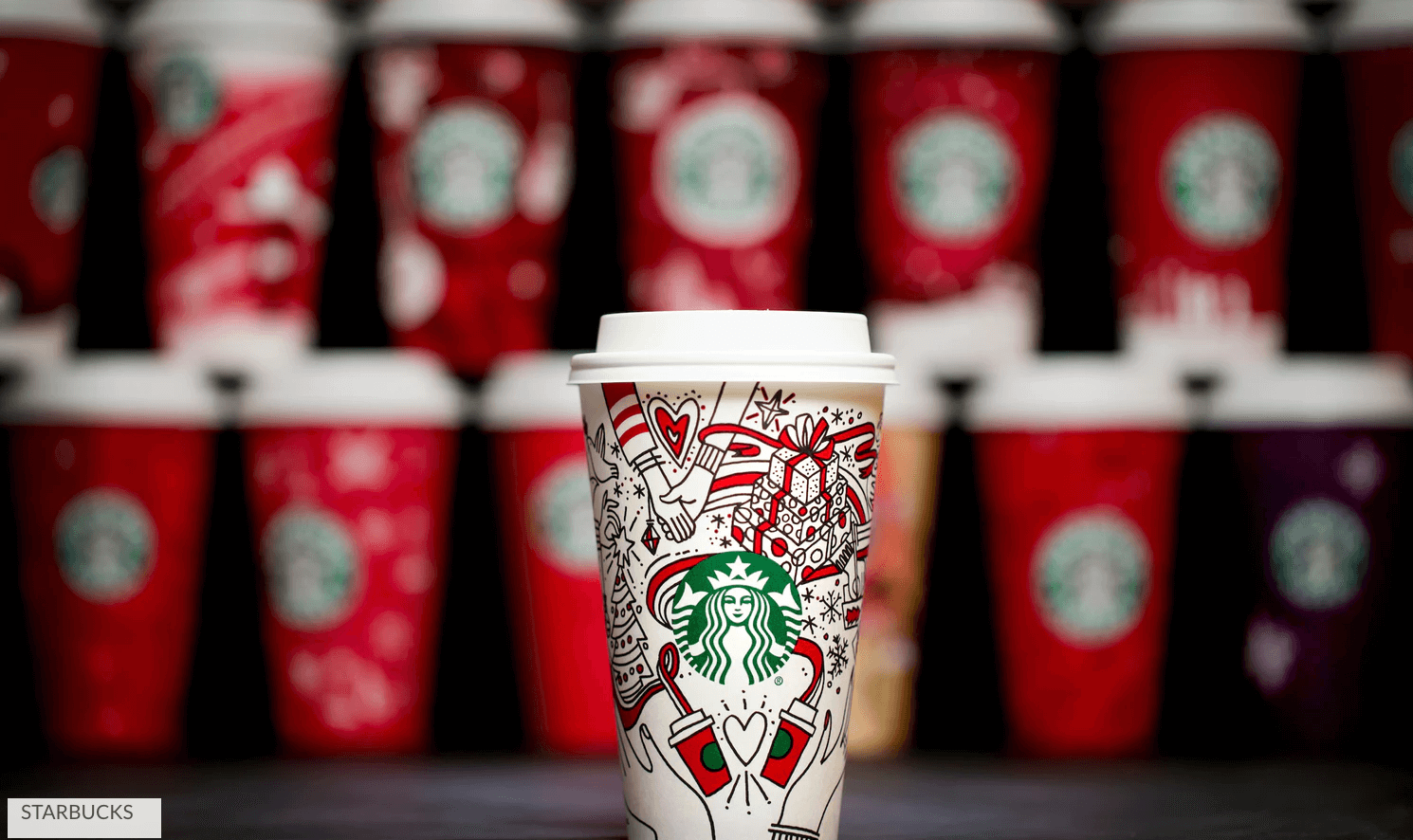 Starbucks: Creating Tradition to Spark Joy