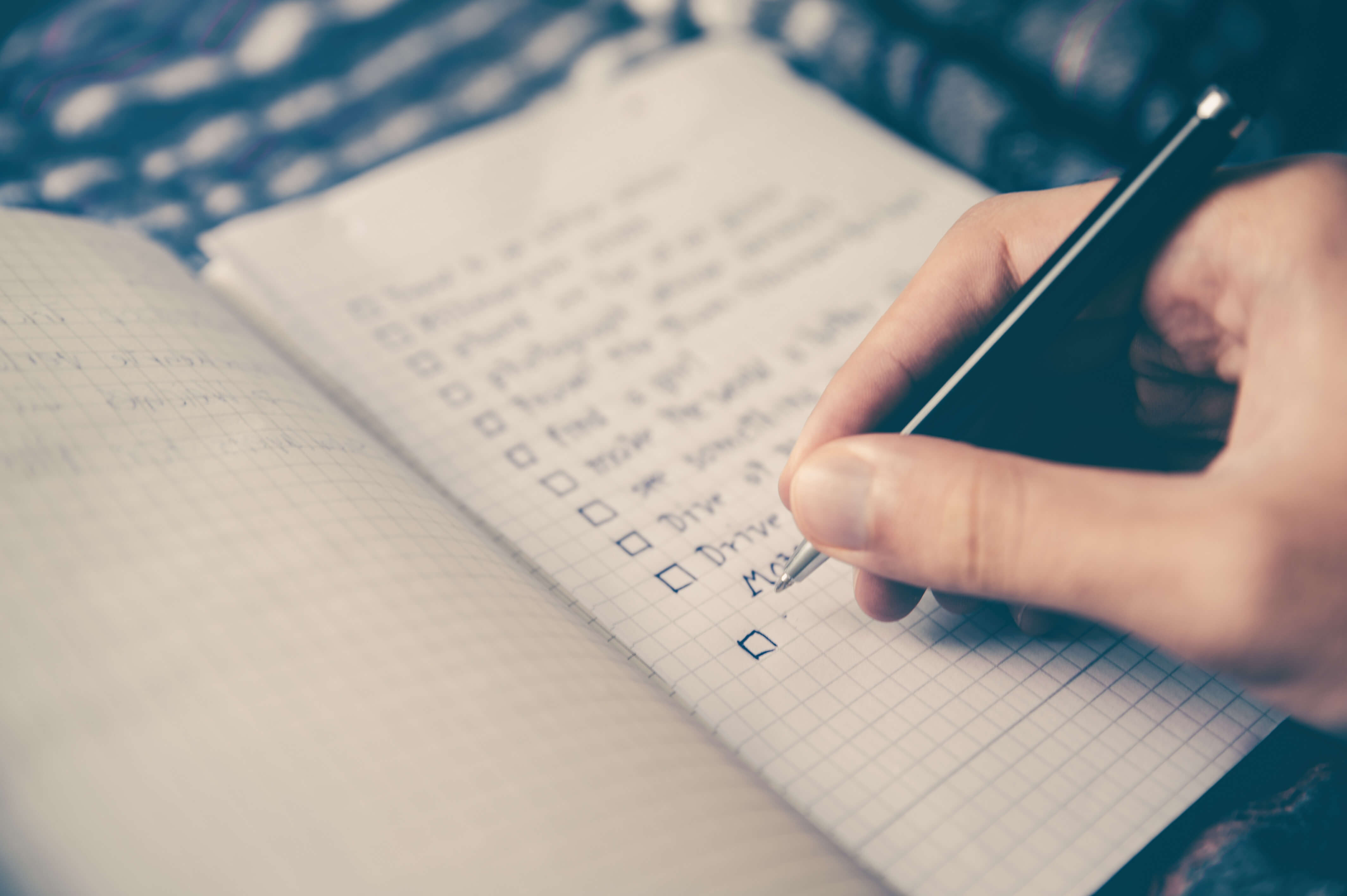 holiday marketing checklist - establish your marketing foundation