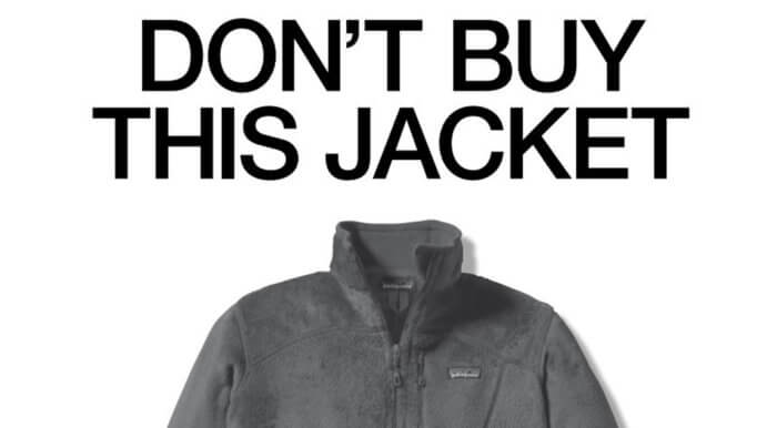 "Patagonia's recent Black Friday ""Don't Buy This Jacket"" ad increased brand trust"